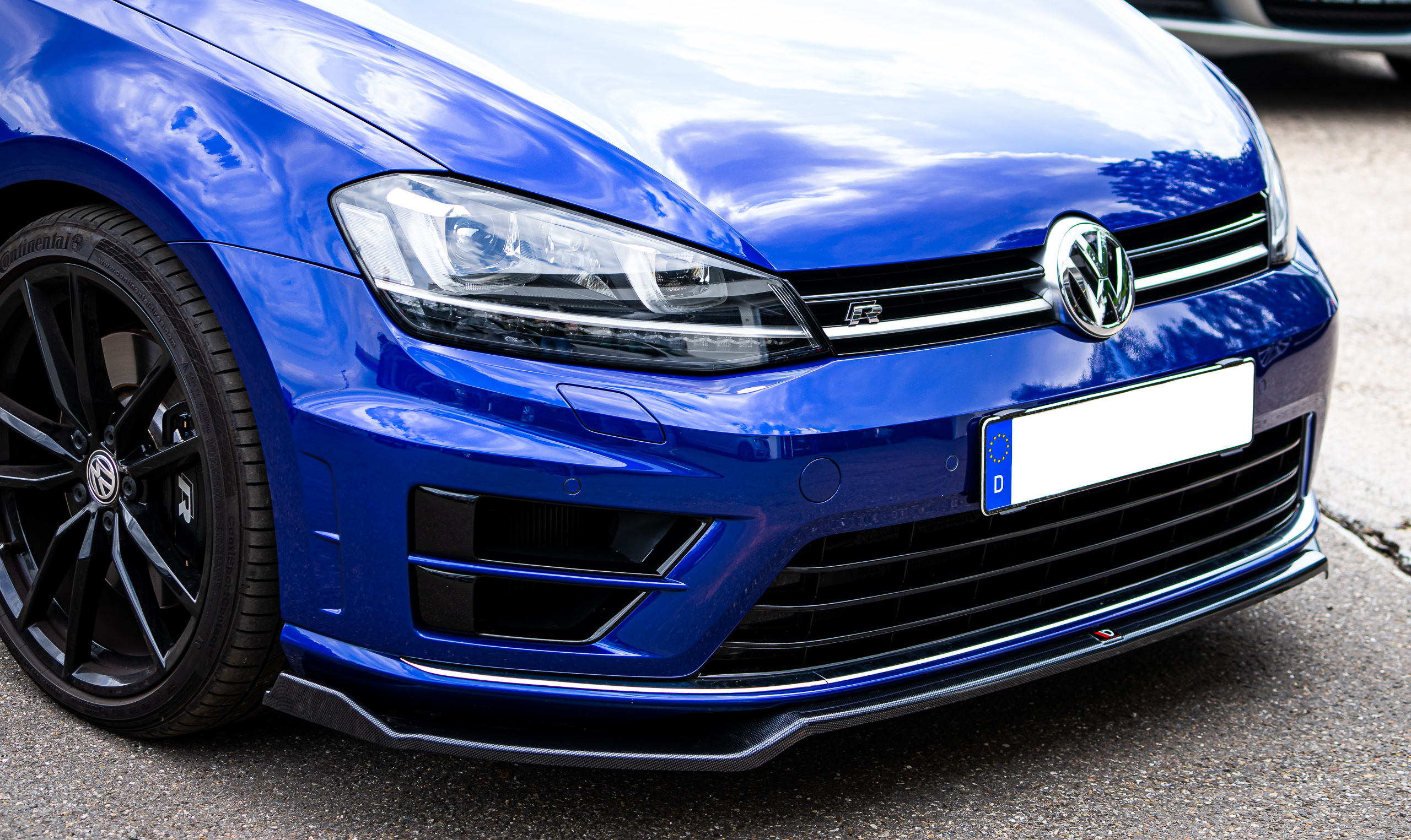 Golf R - Bodykit