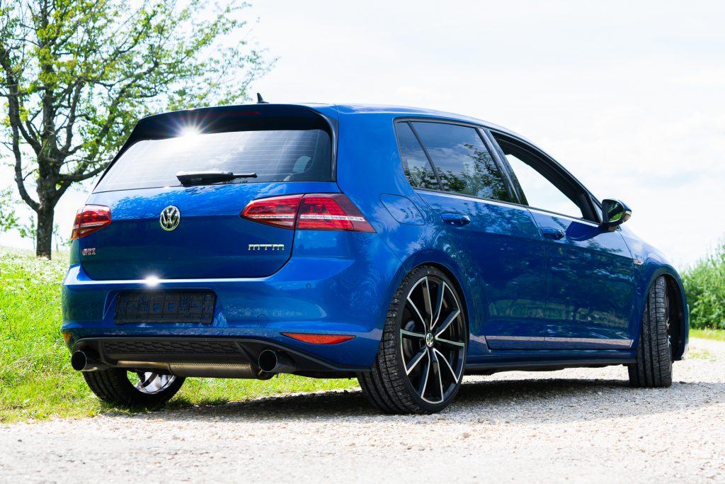 VW Golf GTI – Optik- und Leistungstuning