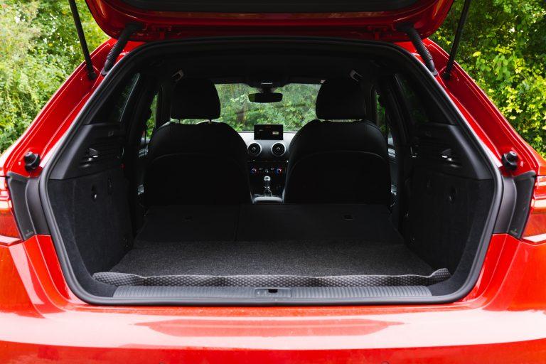 Audi A3 e-tron Kofferraum