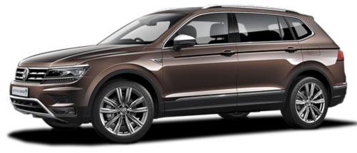 VW Tiguan - Der SUV