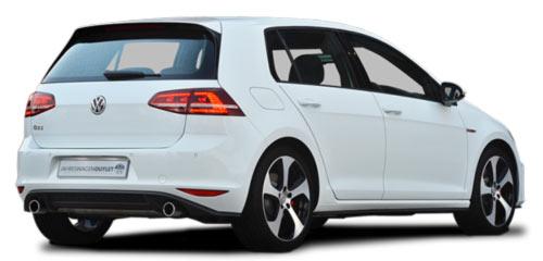 VW Golf - Das Auto