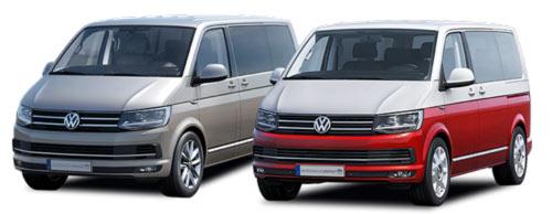 VW Bus - Der Klassiker